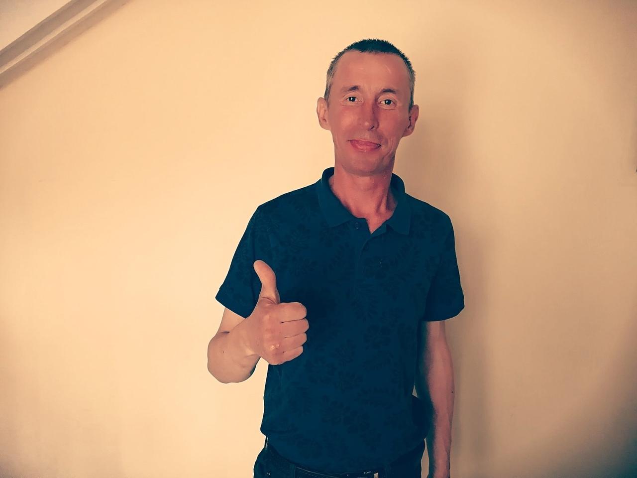 Андрей, бывший бездомный из Перми