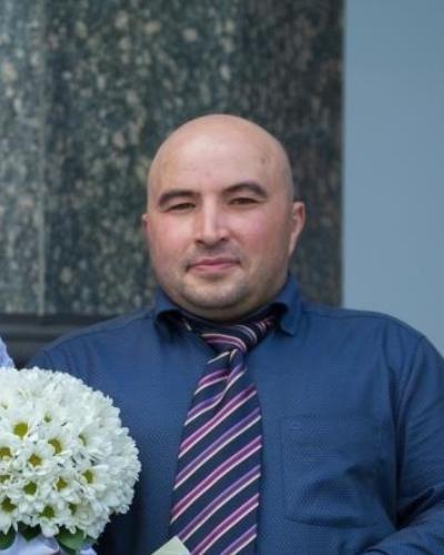 Сергей, Надым