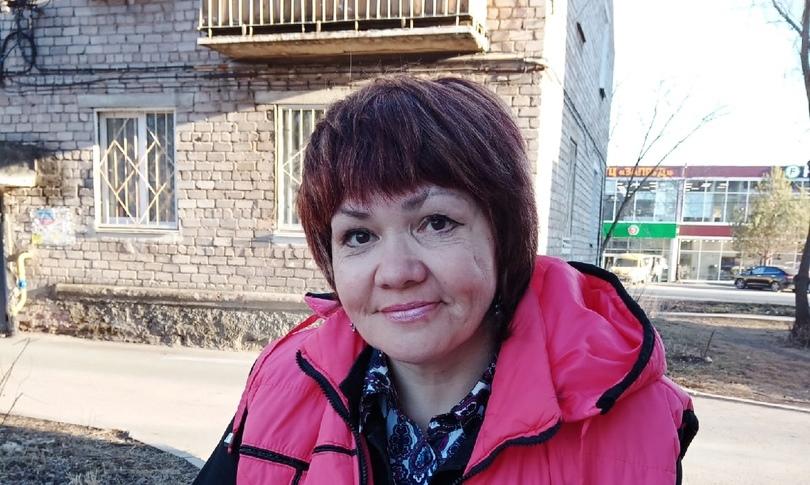 Женщина после реабилитации (Пермь)