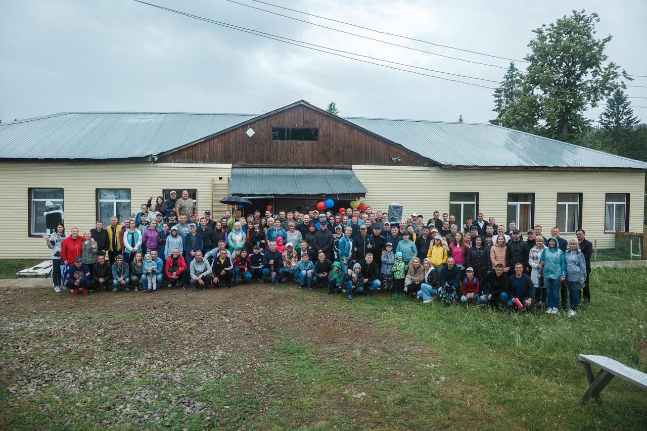 20 лет нашим центрам реабилитации